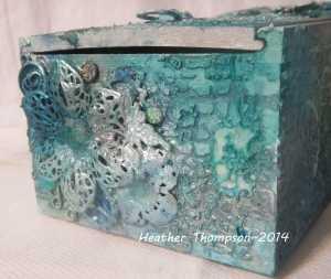 Box finished side