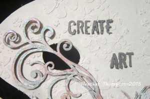 Create Art close up 3