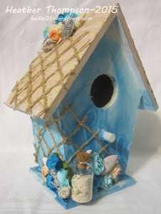 Birdhouse front