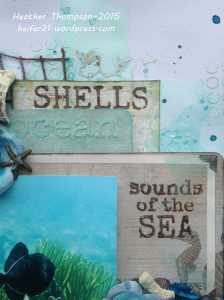 Sounds of the Sea close up 3