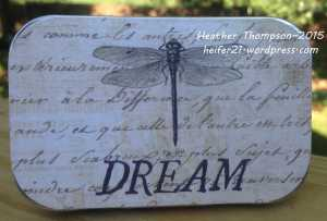 I just love dragonfly.