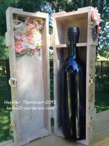 wine bottle holder 5