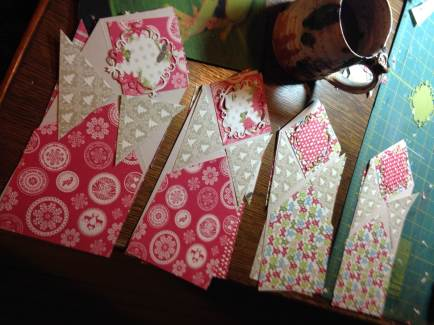 card set up 5