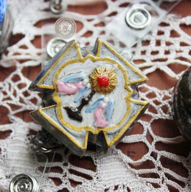 Badges Angels RA